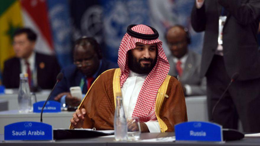 ولي العهد السعودي يزور الجزائر الأحد
