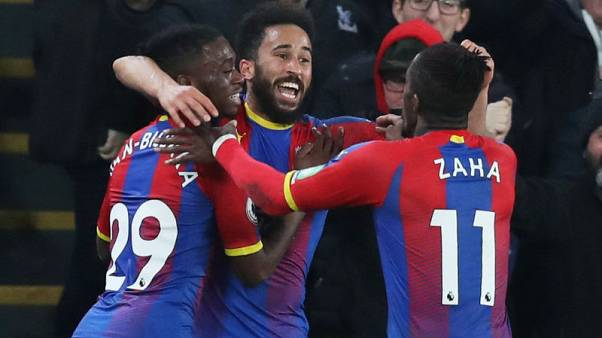 Palace end winless run with victory over struggling Burnley