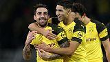 Bundesliga: Dortmund avanti tutta