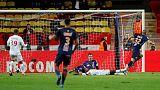 ليون يعدل تأخره بهدفين إلى تعادل 2-2 في ليل وهزيمة موناكو