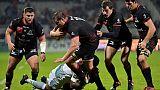 Top 14: Lyon tout en contrôle face à Pau
