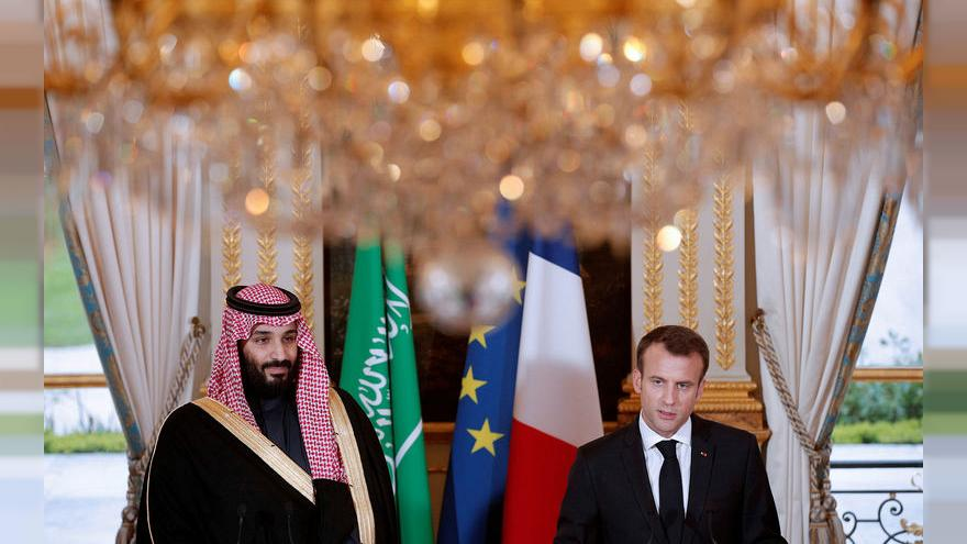 ماكرون يؤكد أن دول مجموعة العشرين تريد توضيحا بشأن مقتل خاشقجي