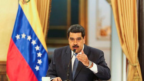 Mattis condemns Venezuela's Maduro as a 'despot' who has to go