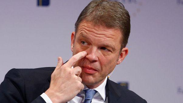 Deutsche CEO says staff in money laundering probe should not be prejudged