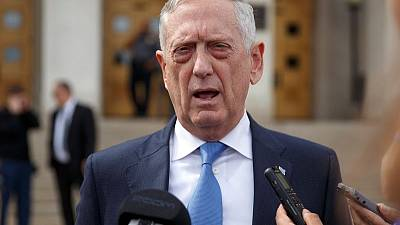 Pentagon chief slams 'slow learner' Putin over election meddling