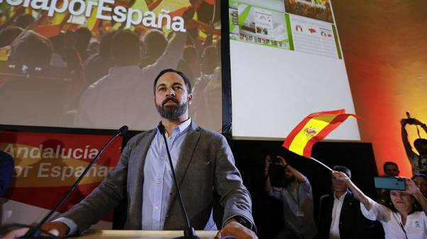 Far-right party wins seats in Andalusia, a first in Spain