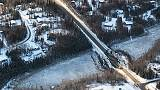 Aftershocks rattle cleanup efforts after powerful Alaskan earthquake