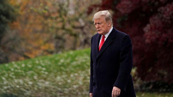 Trump to notify Congress in 'near future' he will terminate NAFTA