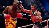 Boxe: Gvozdyk détrône Stevenson chez les mi-lourds WBC