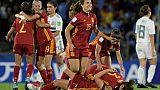 Mondial moins de 17 ans: les Espagnoles championnes du monde