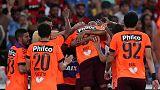 بارانينسي يهزم فلامنجو لكنه لم يضمن بعد التأهل لكأس ليبرتادوريس