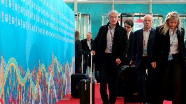 Euro-2020: la France invaincue contre ses adversaires en compétition