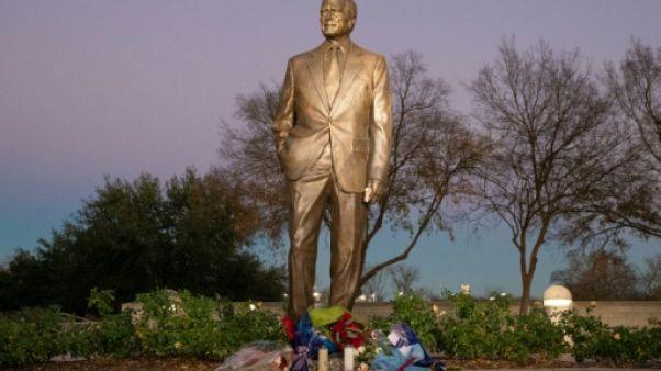 Semaine d'hommages à George H. W. Bush aux Etats-Unis