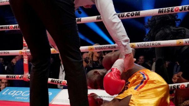 Boxe: Stevenson dans un état stable
