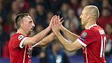 Bayern: la fin est proche pour le duo Robben-Ribéry