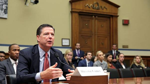 Ex-FBI head Comey drops challenge to U.S. House panel subpoena