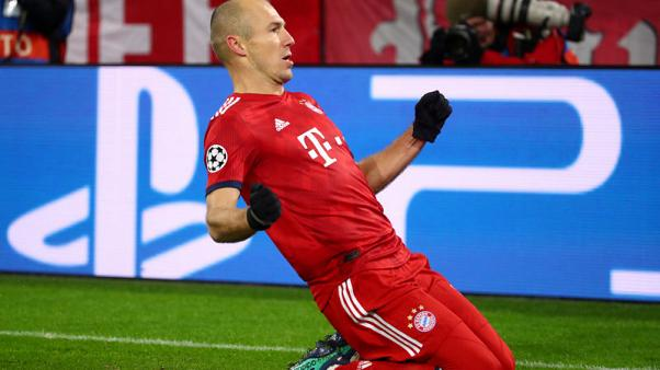 Arjen Robben says he will leave Bayern at season's end