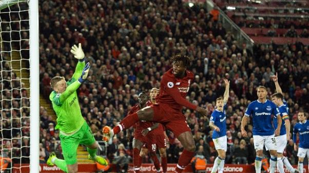 Premier: Liverpool-Everton 1-0