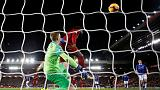 Forgotten man Origi snatches dramatic derby win for Liverpool