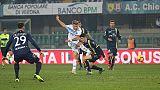 Serie A: Chievo-Lazio 1-1