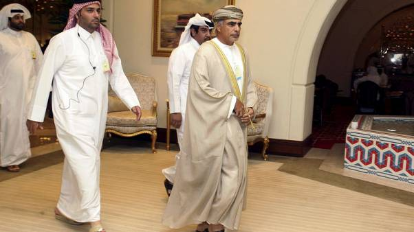 Omani oil minister says he believes there is consensus for output cuts