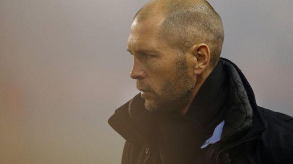 Berhalter appointed U.S. men's national team coach