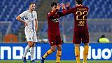 Serie A: Roma-Inter 2-2