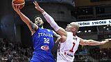 Basket: Polonia-Italia 94-78