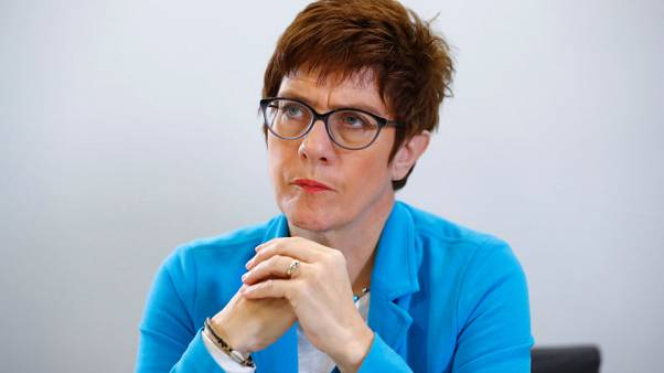 Merkel protege suggests reducing gas flow through Nord Stream 2 pipeline