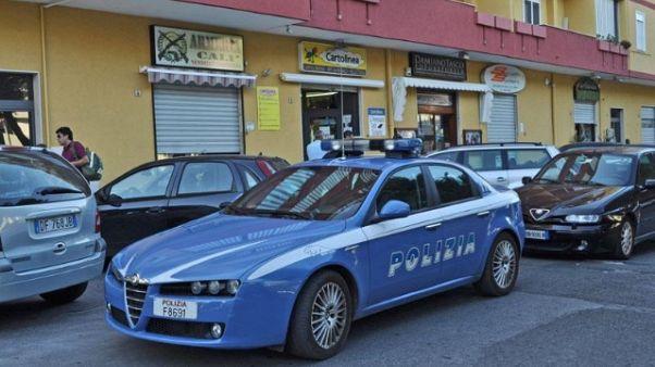 Mafia:Puglia, operazione Polizia,arresti
