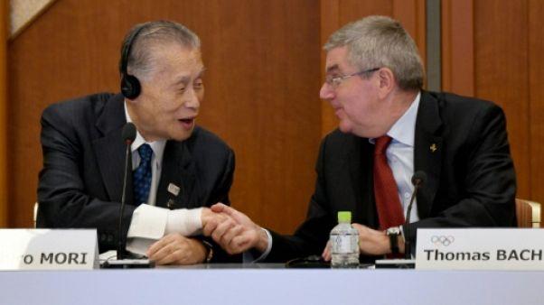 Tokyo-2020: les organisateurs promettent de ne pas relâcher leurs efforts