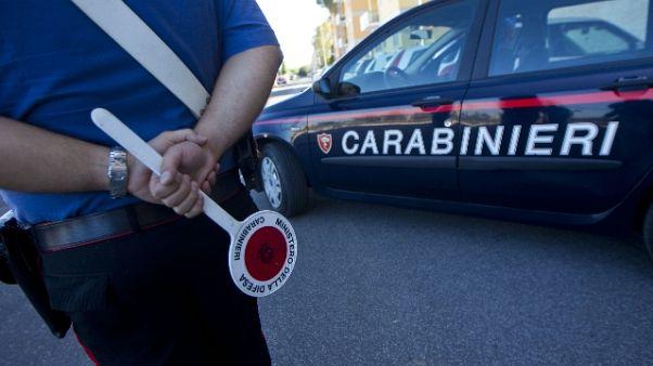 Banda di rapinatori sgominata a Napoli