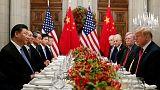 الصين تقول ستعمل مع الولايات المتحدة صوب إلغاء جميع الرسوم الجمركية
