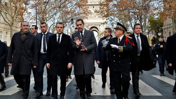France's Macron hunts for way out of 'yellow vest' crisis