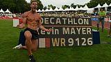 Athlétisme: Mayer ou Kipchoge, qui est le plus fort?