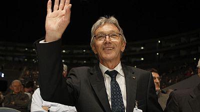 Former Lufthansa boss Mayrhuber dies aged 71