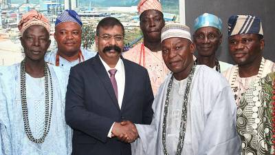 Corporate Social Responsibility (CSR): Host communities commend Dangote Refinery's initiatives