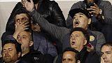 Messico,Maradona perde finale e pazienza