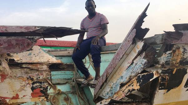 African migrants turn to deadly ocean route as options narrow