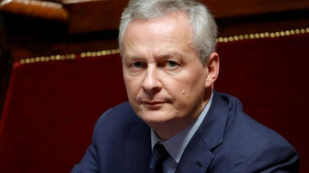 "France finance minister sees ""widening"" consensus for euro zone budget"