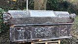'C'è un sarcofago', ma era riproduzione