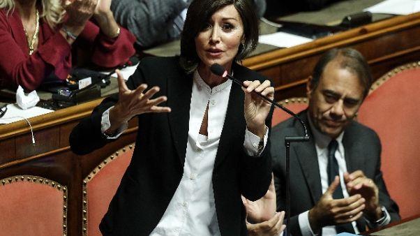 Bernini, governo cambiamento in negativo