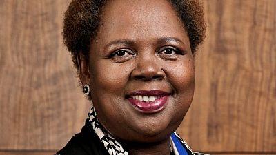 Gloria Serobe awarded 2018 EY Lifetime Achievement Award