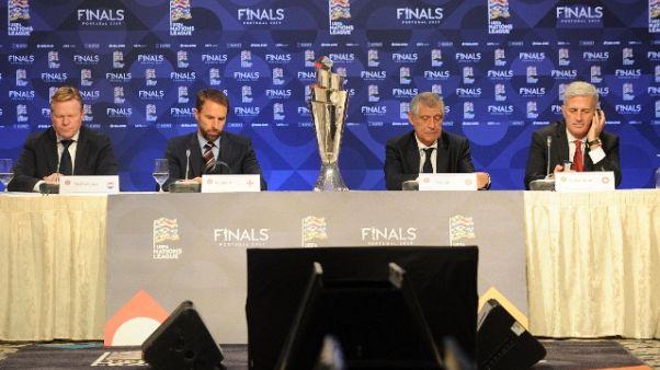 Nations League: definite le semifinali
