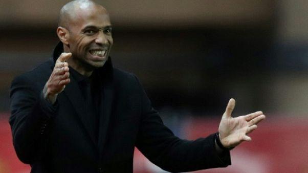 Ligue 1: Monaco et Henry encore une fois sans filet