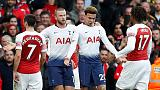 Arsenal and Tottenham charged for failing to control players