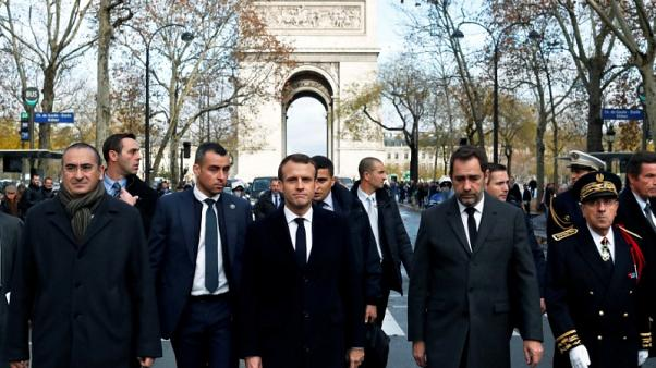 Macron postpones visit to Serbia amid 'yellow vest' protests