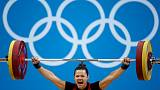 Olympics: Canadian weightlifter Girard gets gold medal at last