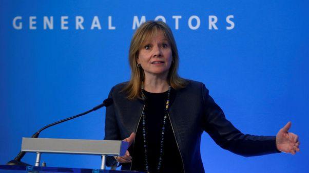GM CEO will meet with senators on job cuts Wednesday