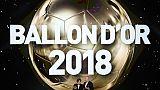 Ballon d'Or: Modric devance Ronaldo, Griezmann et Mbappé